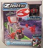 Zibits Mini RC Robot Atomicopter CTR-612-B