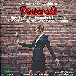 5 Minutes a Day Guide to Pinterest