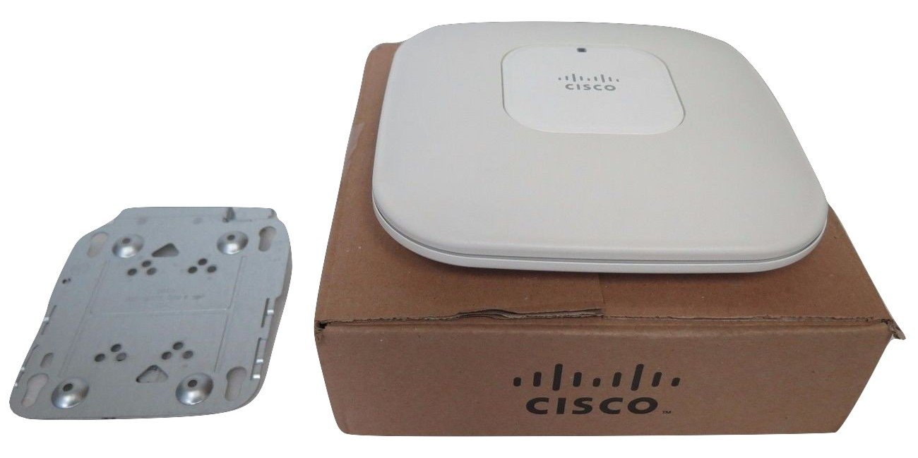 Cisco AIR-LAP1142N-A-K9 Aironet 1142 Controller-based AP - wireless access point by Cisco