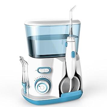 Cepillos de dientes eléctricos de rotación Irrigador dental y Nasal SMX&xh Agua Flosser 800ml Profesional Oral