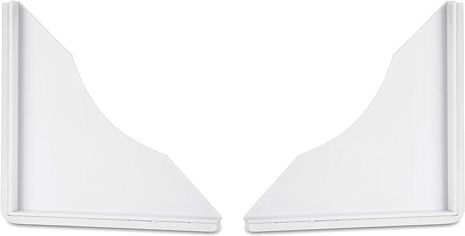 Protector antisalpicaduras para Bañera/Ducha – Set de 2: Amazon.es: Hogar