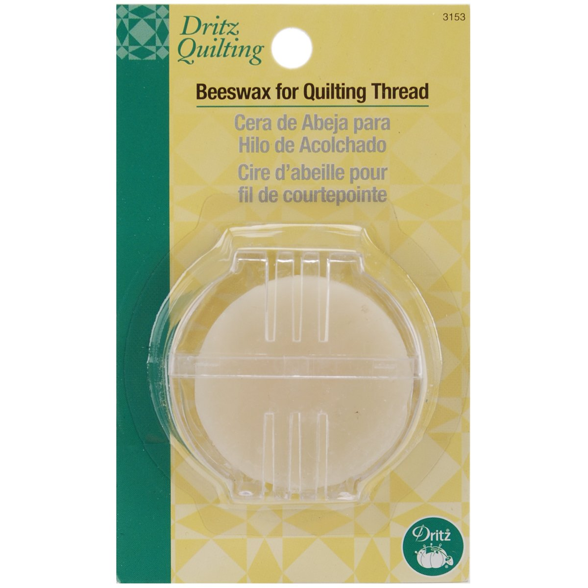 Dritz Beeswax with Holder 3153