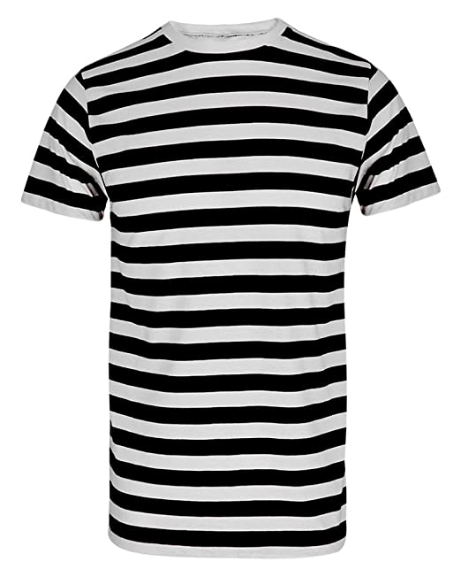 T Shirt Herren Weiß, Rot