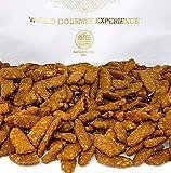 SweetGourmet Smoky Bacon Maple Honey Roasted Sesame Sticks | Savory Snack | 2 Pounds