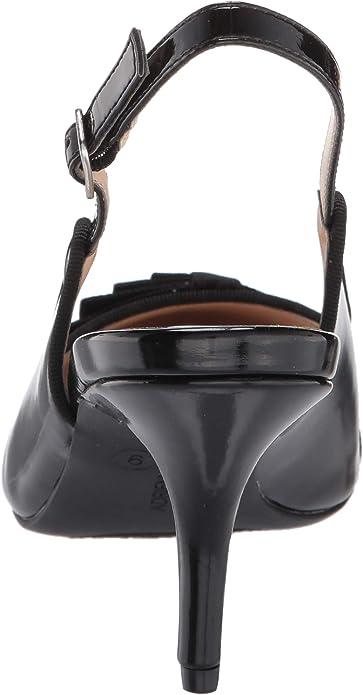 Details about  /Adrienne Vittadini Women/'s Nath D/'Orsay Pumps Black