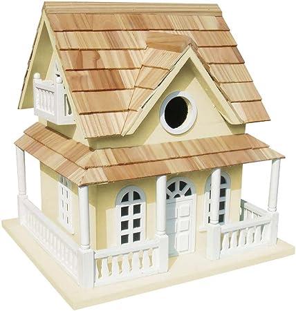 Multi Home Bazaar HB-9521S Rosemary Cottage Birdhouse