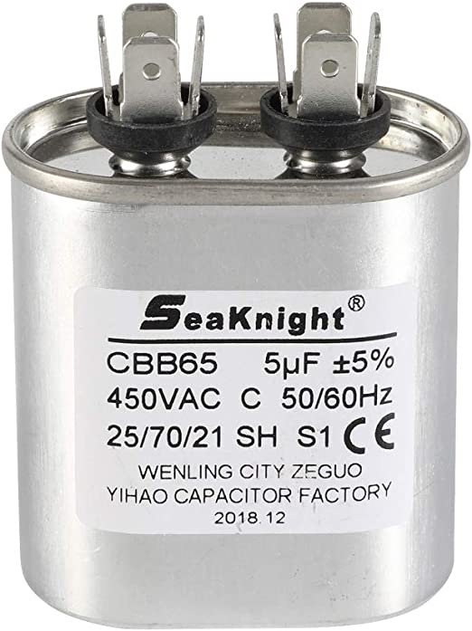 sold each 8uf @ 450 volt ELECTROLYTIC CAPACITOR