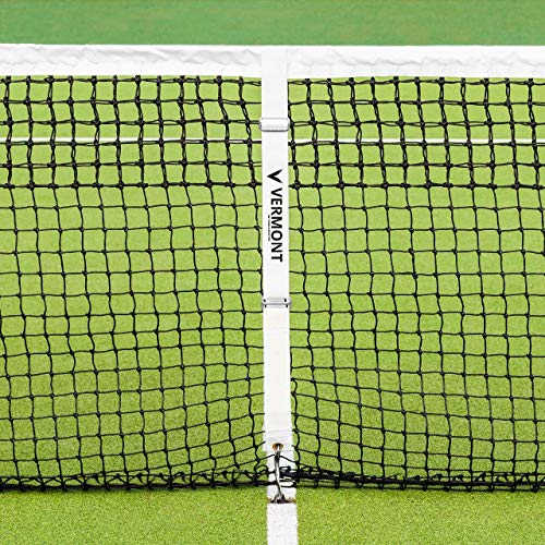touchtennis 20 Foot Portable Tennis Net Indoor Or Outdoor with Carry Case