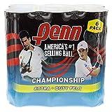 Penn Championship Extra Duty Tennis Balls - 6 Tubes (18 balls)
