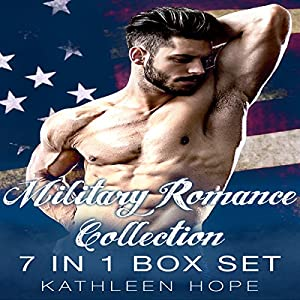 Military Romance Collection Audiobook