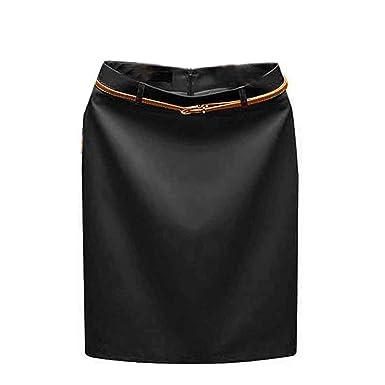 539c4a9ba2b eshion Women s OL Business Career Slim Fitted Knee Length Pencil High Waist  Skirts