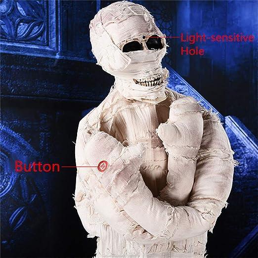 Keyring UK Stock Skeleton Smoking On Toilet Halloween