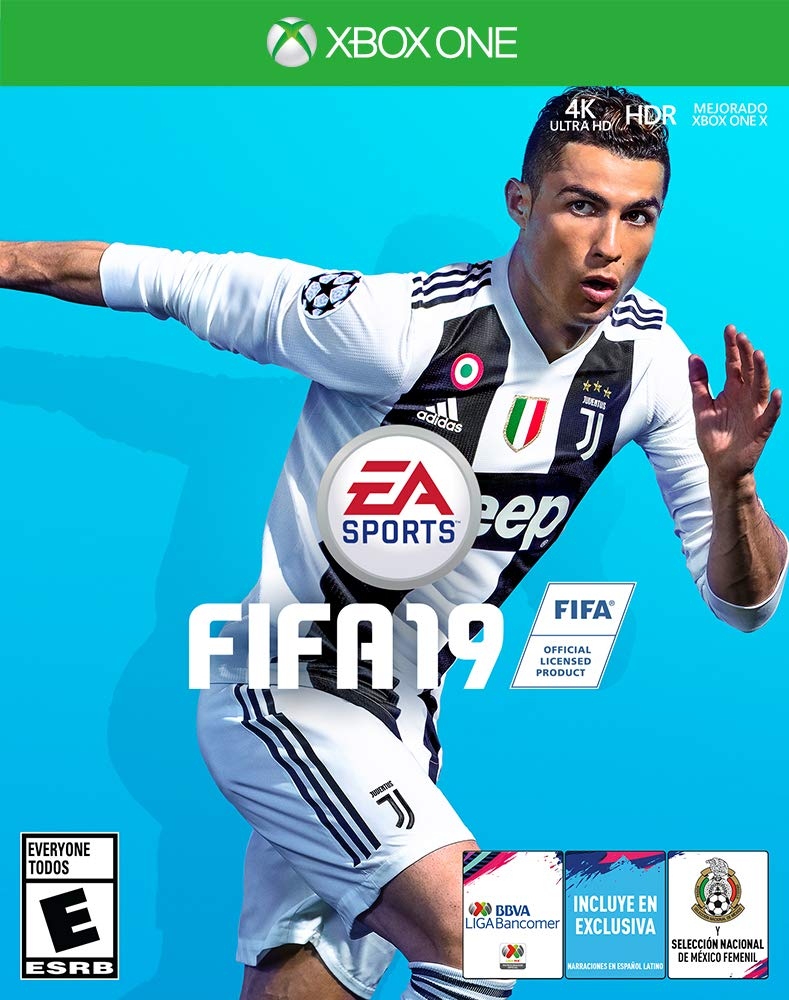 FIFA 19 - Xbox One - Standard Edition  Amazon.com.mx  Videojuegos 3ee502bfffb26