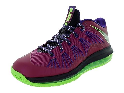 the best attitude 882c7 ea4e3 Nike Men's Air Max Lebron X Low Basketball Shoes