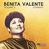 Benita Valente, Volume 2