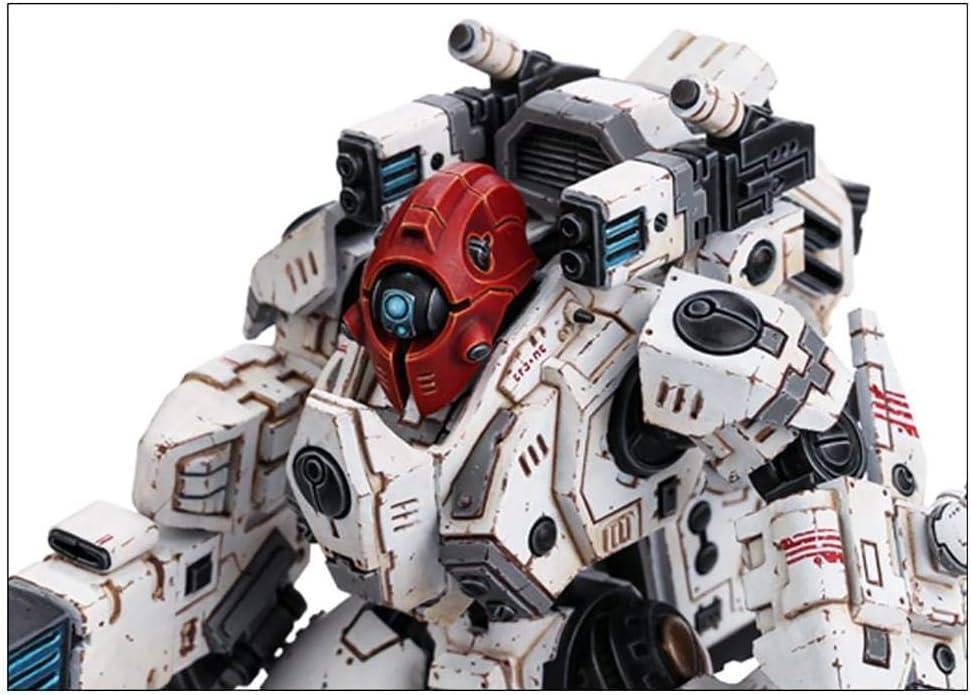 Tau Empire XV95 Ghostkeel Battlesuit Warhammer 40k