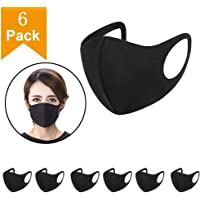 Wearable Indoors and Outdoors(6p Black)