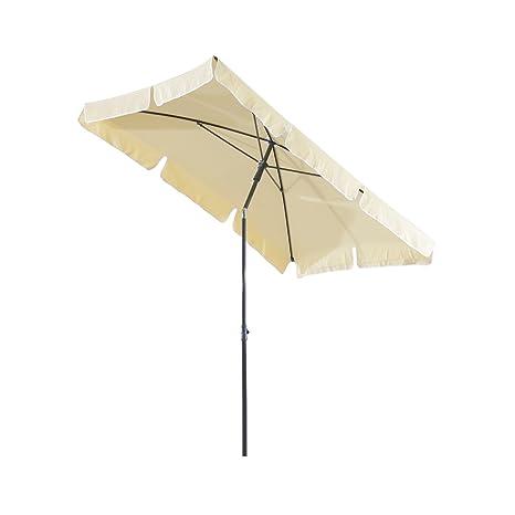 Outsunny®, ombrellone da giardino, da spiaggia, da balcone ...