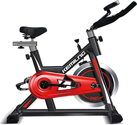 CCDZ Spinning Bicicleta Ejercicio En Casa Interior Mute Deportes ...