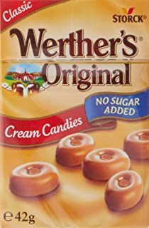 CARAMELOS ORIGINAL SIN AZUCAR WERTHERS ORIGINAL