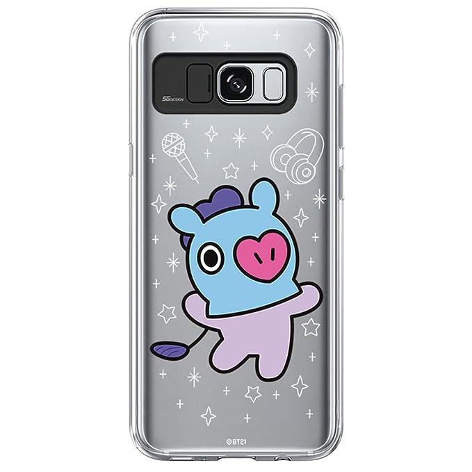 Amazon.com: Samsung Galaxy S8 Plus Case, BT21 Official Light ...