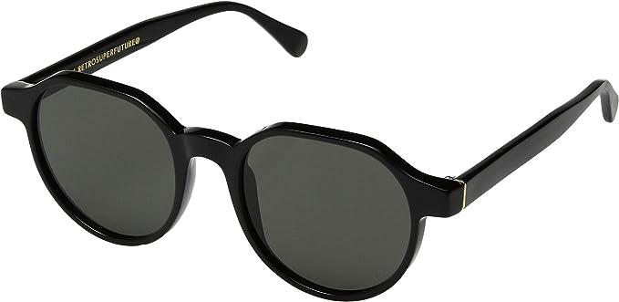 4136ed4ffe396a SUPER by Retrosuperfuture Sunglasses Noto Black DT8 Regualr R 51 20 143 NEW
