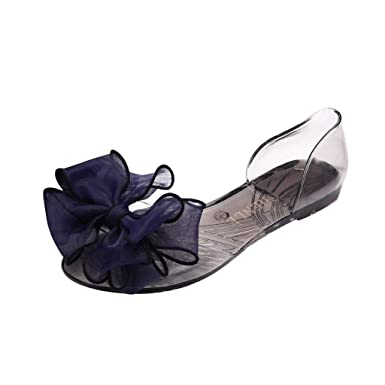 558b51f1d2ed8b Amazon.com  Creazrise Women Summer Hollow Wedge High Heel Shoes Peep-Toe  Flip Flops Sandals Silver  Clothing