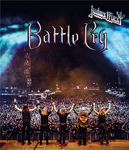 Blu-ray : Judas Priest - Battle Cry (Blu-ray)