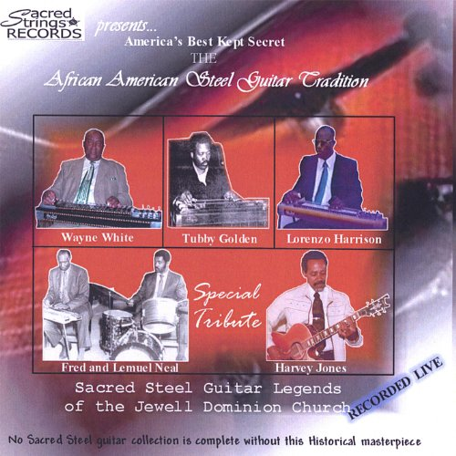 - African American Steel Guitar Tradition