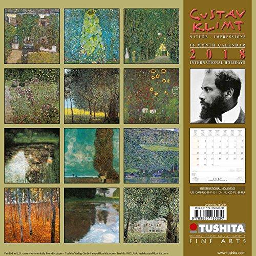 Gustav Klimt  Nature Impressions (180524) (Fine Arts) - French Landscape Painters