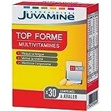 Juvamine Top Forme Multivitamines 30 Comprimés