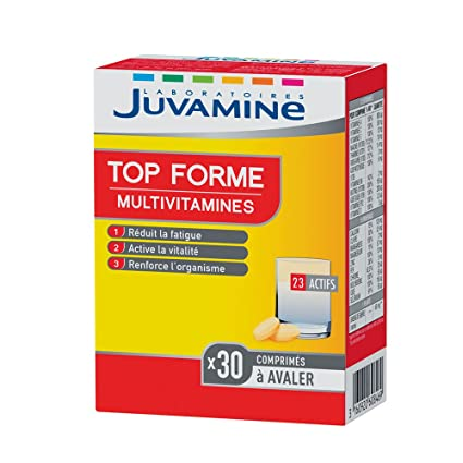 juvamine Top forma multivitamines 30 comprimés