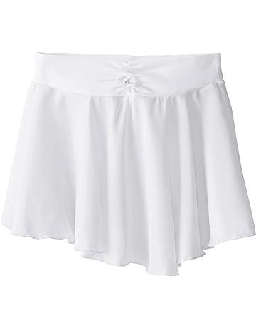 0b24d4e4b Capezio Girls' Pull-On Georgette Skirt