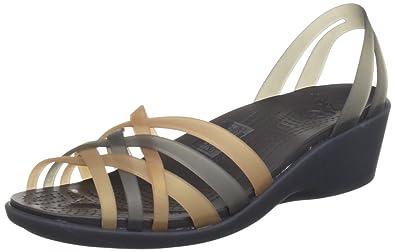 35aadde4b3c4d crocs Women s 14384 Huarache Mini Wedge