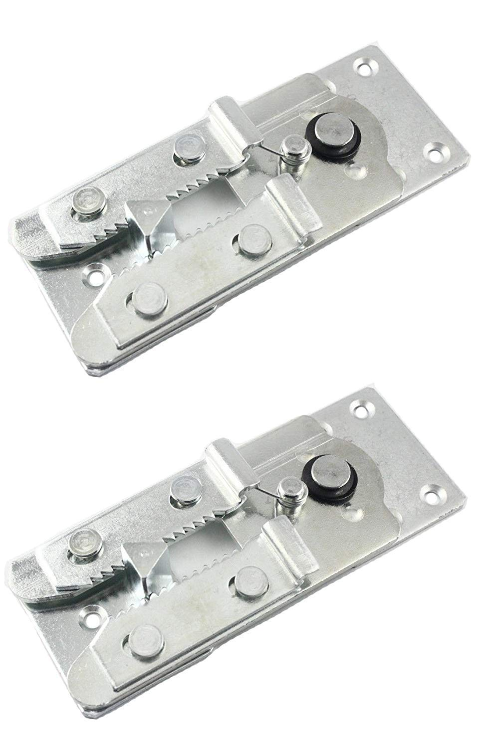 CAFORO Heavy Duty Sofa Couch Joint Snap Furniture Sectional Connector Set of 2