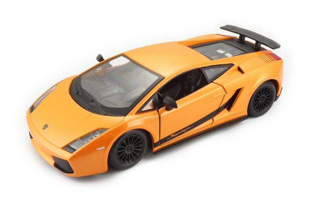 Buy Bburago 1 24 Lamborghini Gallardo Superleggera Online At Low