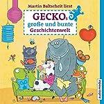 Geckos große und bunte Geschichtenwelt: Von Stink-Wettbewerben, Monstern und Zauberhaaren | Martin Baltscheit,Ingo Siegner
