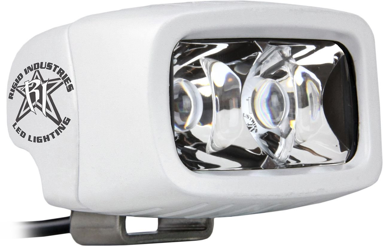 Rigid Industries 94222 M-SRM Amber Spotlight