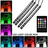 Car-LED-Strip-Lights-Top-Notch-4-Pieces-Multi-Color-Car-RGB-LED-Light-Strip-Under-Dash-Lighting-Kit-Music-Car-Interior-Decorative-Accent-Lights-w-Sound-Active-Function-Remote-Control-DC-12V