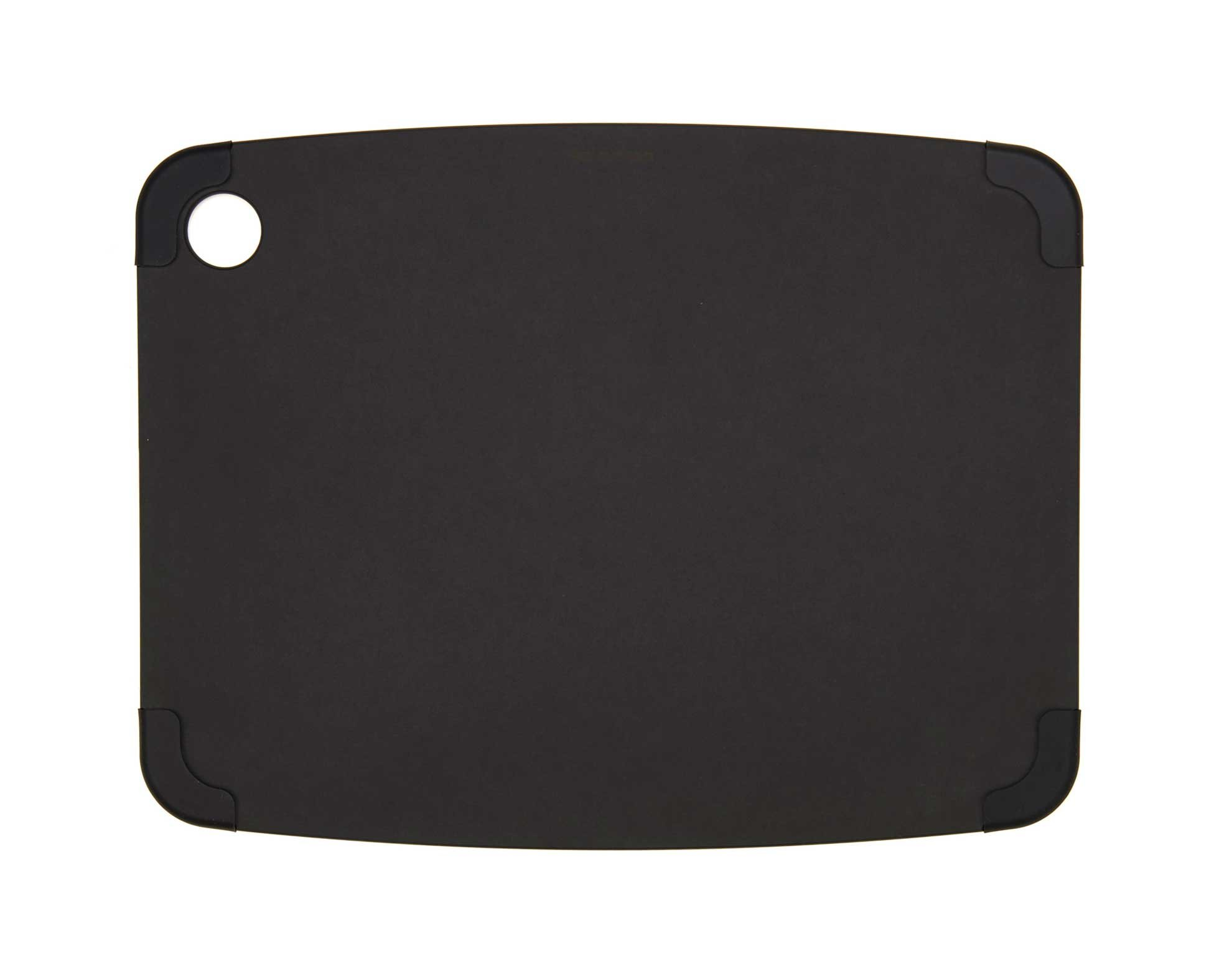 Epicurean Non-Slip Series Cutting Board, 14.5-Inch by 11.25-Inch, Slate/Slate