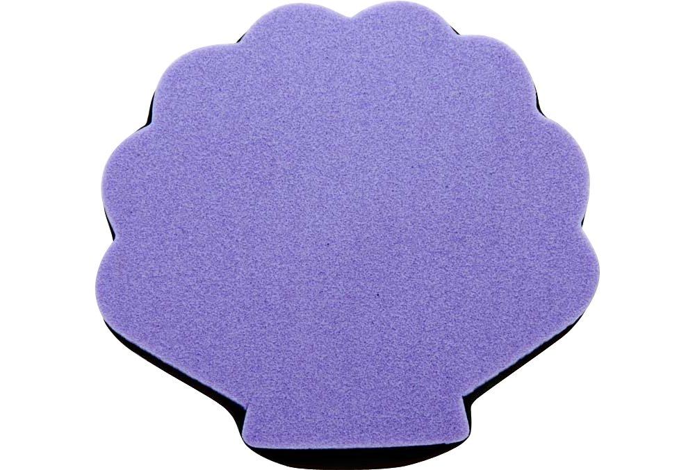 Otto Musica Artino Magic Pad For violin / viola Purple shell shape SR-11-PS