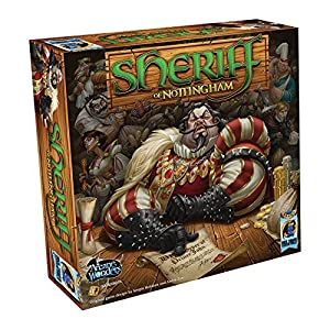 Sheriff of Nottingham - 61te4F7OK 2BL - Arcane Wonders Sheriff of Nottingham