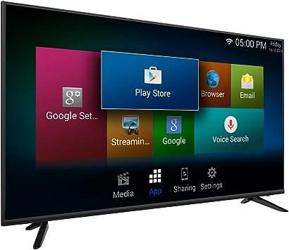 Televisor Smart Tech by BSL de 43 Pulgadas Smart TV DBVT2 | FHD LED Android 7.0, Quad Core, 1G/8G,DVB-T2/C/S2: Amazon.es: Electrónica