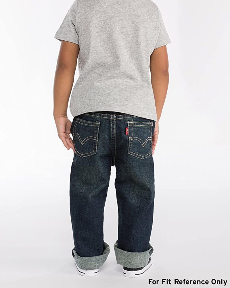 Levi's Baby Boys' Straight Fit Jeans: Clothing