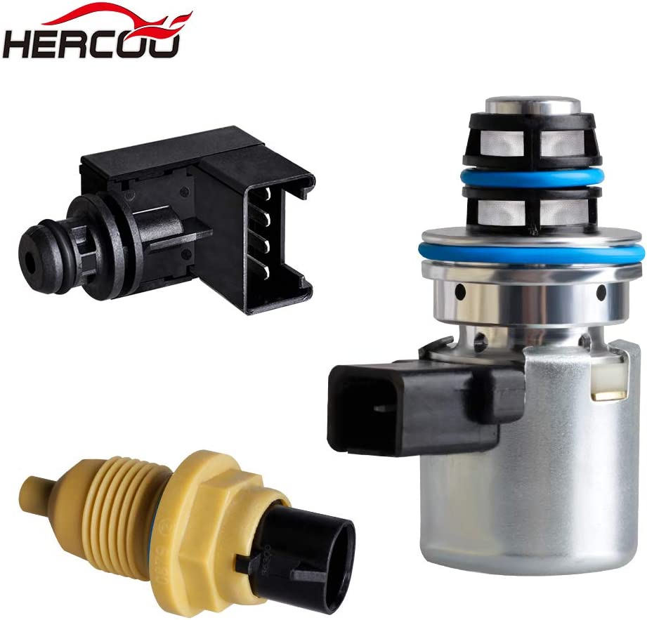 HERCOO Transmission Governor Pressure EPC Solenoid Compatible With A518 A618 46RE 47RE