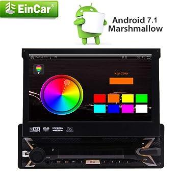 Amazon.com: EINCAR - Reproductor de DVD estéreo para coche ...