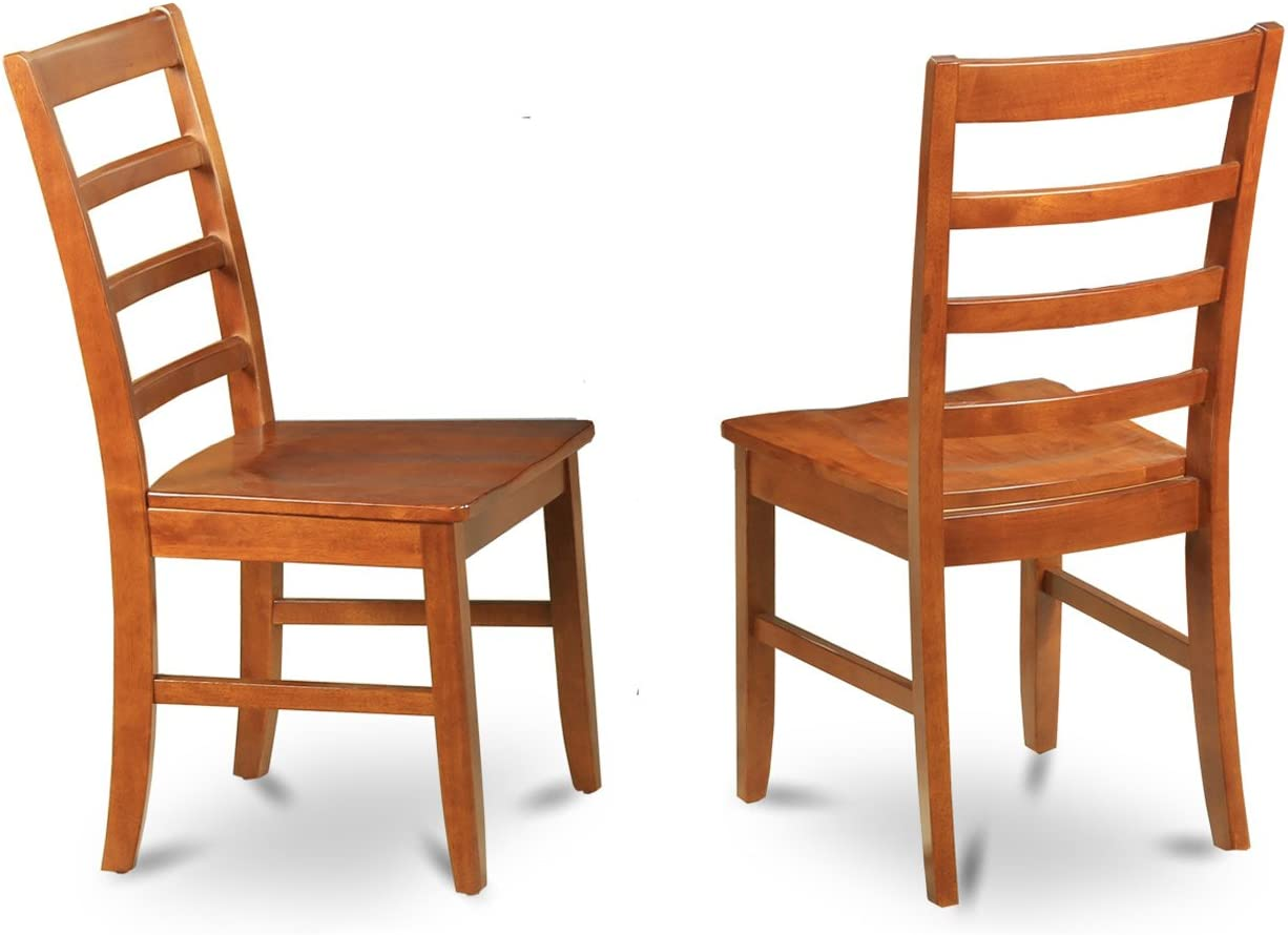East West Furniture Parfait Dining Room Chairs