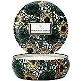 Voluspa 018223 3 Wick Candle in Decorative Tin
