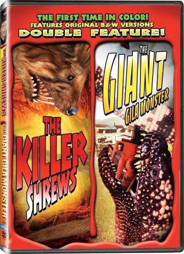 The Killer Shrews / The Giant Gi...