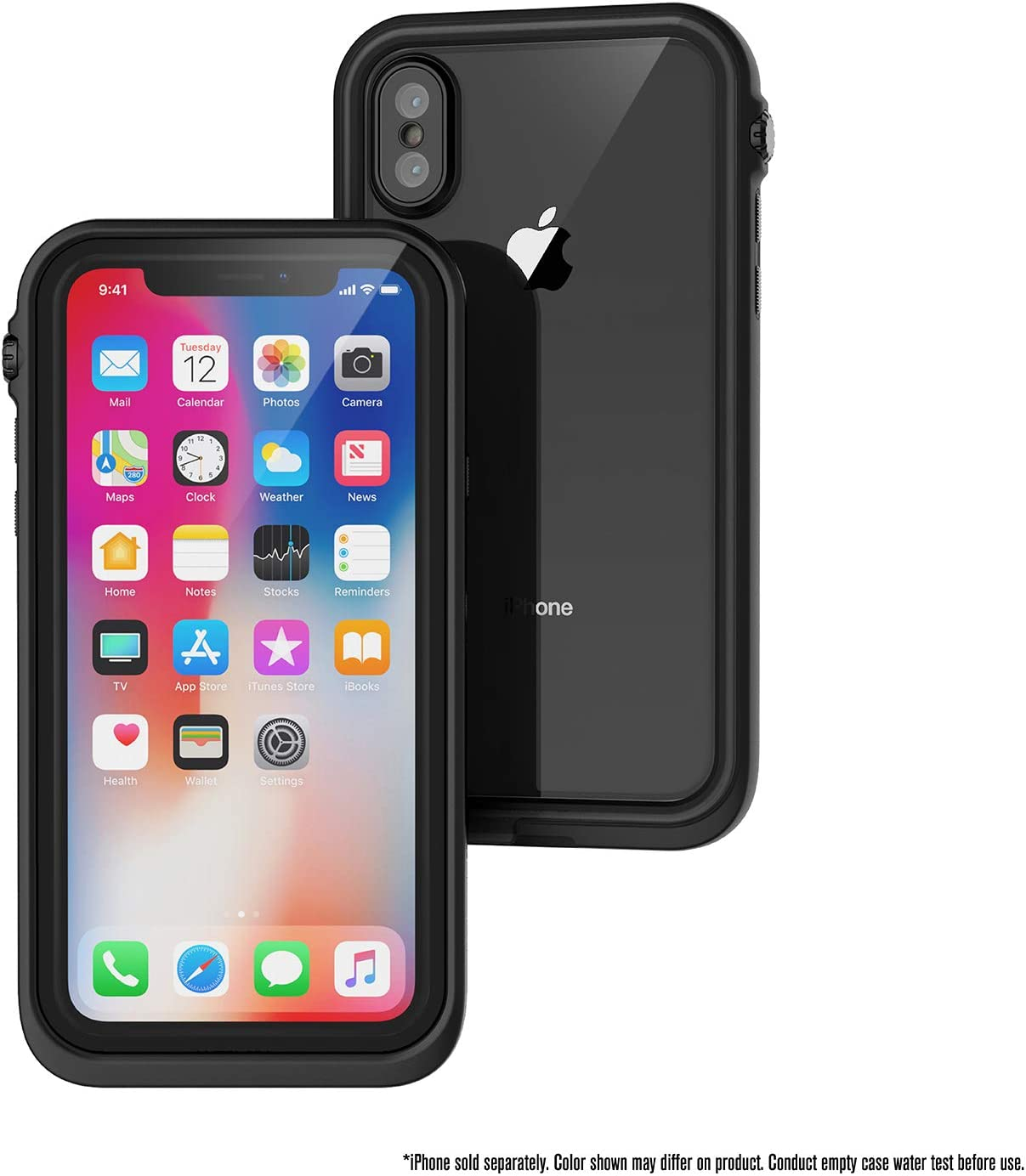 custodia catalyst per iphone x